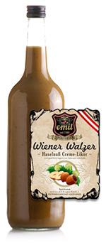 kaufen Wiener Walzer - Hazelnuß Creme Likör