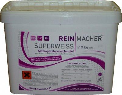 kaufen Reinigungsmittel Reinmacher Superweiss 9 kg