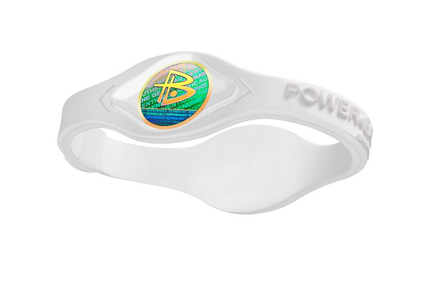 kaufen Armband, weiß Power Balance