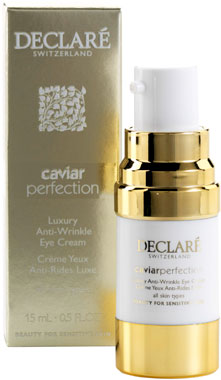 Creme Luxury Anti-Wrinkle Eye Cream