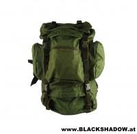 kaufen Rucksack Tactical - schwarz oder oliv - 55 Liter