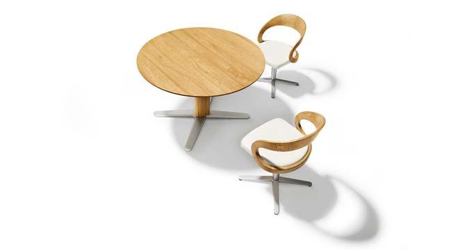 kaufen Der girado Naturholz-Tisch