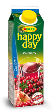Saft Happy Day Cranberry