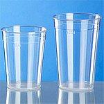 kaufen Plastikbecher glasklar