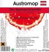kaufen Oeko Spuelmaschinentabs für die Spuelmaschine 80 Stück