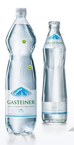 kaufen Mineralwasser Gasteiner Mild