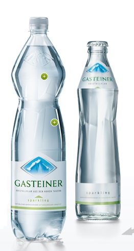 kaufen Mineralwasser Gasteiner Sparkling