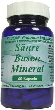 kaufen Säure Basen Mineral Kapseln