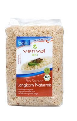 kaufen Reis Spitzen Langkorn Naturreis