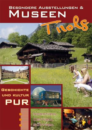 kaufen Buch Museumsführer Tirol 2010
