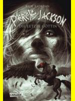 kaufen Buch Percy Jackson, Die letzte Göttin