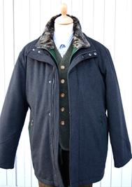 kaufen Outdoor Jacke Webpelzkragen