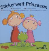 kaufen Buch Stickerwelt Prinzessin