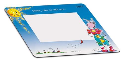 kaufen Mousepad - Schön, dass es Dich gibt