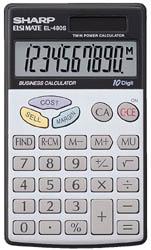 kaufen Taschenrechner Sharp EL480S