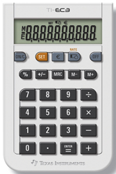kaufen Währungsrechner Texas TI-EC3
