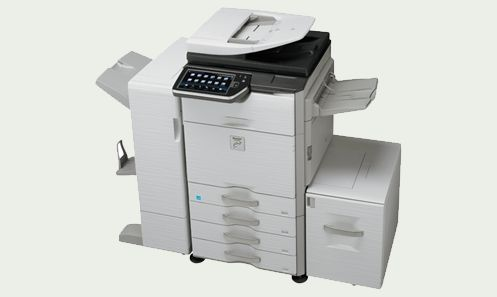 Bürotechnik Sharp MX-3610N