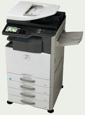 kaufen Büromaschinen Sharp MX-2310U und Sharp MX-3111U