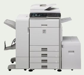 Büromaschinen Sharp MX-2610U und Sharp MX-3110U