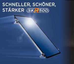 Sonnenkollektor SKR500