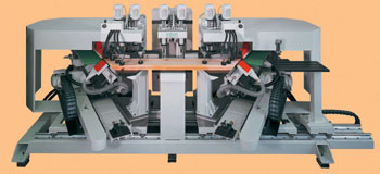 kaufen Sargfertigungsmaschinen Doppelabkürzsäge Universal