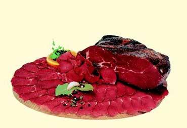 گوشت گراز وحشی