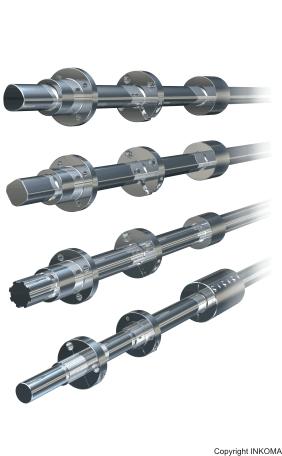 kaufen Welle-Nabe-Verbindungen P3G- und P4C-Polygon, Vielkeilverbindung, Schalenkupplung
