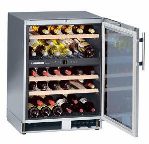 kaufen Weintemperierschränke WTUes 1653 Vinidor