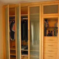 kaufen Kleiderschrank - Modell 4