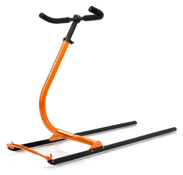 Скутер для ездового спорта