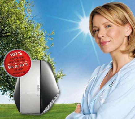 kaufen Wärmepumpen von Alpha-InnoTec