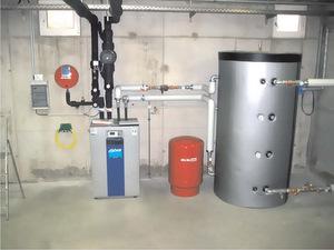 kaufen Kommunale Abwässer - Wärmepumpe - Kanalwärmetauscher