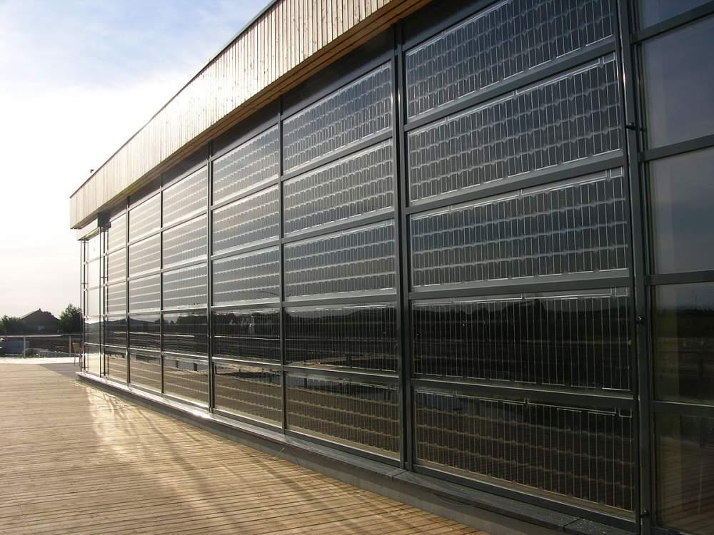 kaufen Solarfassade