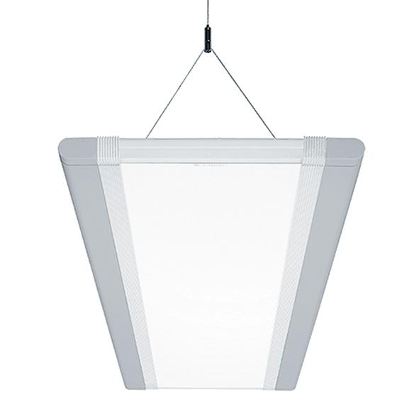 kaufen Aero II LED Einzelleuchte Silber