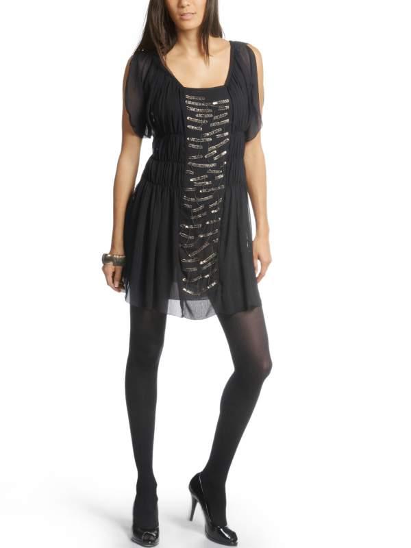 kaufen Kleid schwarz