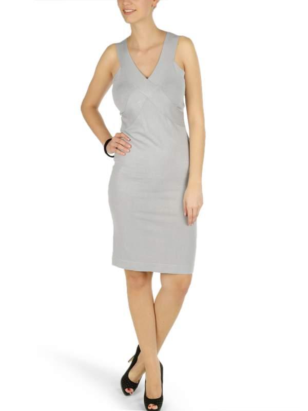 kaufen Kleid grau 6117