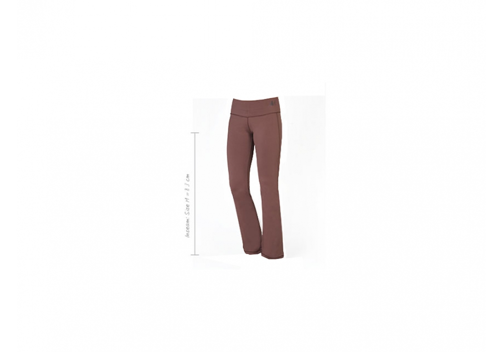 kaufen Hose Curare Long Pants tight brown