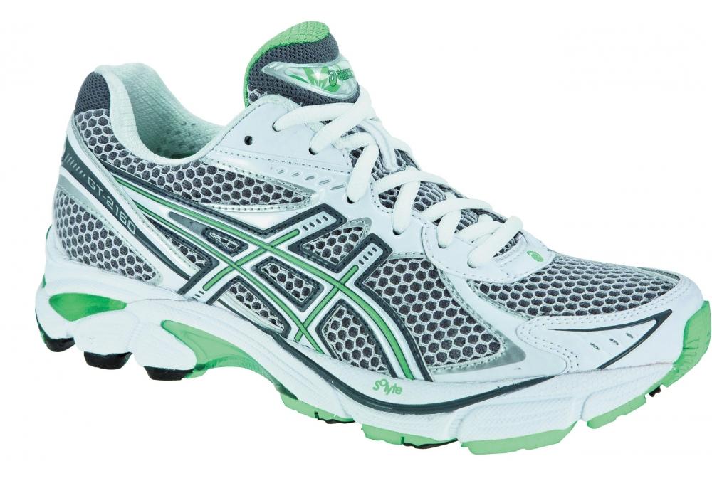 kaufen Schuhe Asics GT-2160 W lightning charcoal aqua green