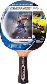 kaufen Tischtennisschläger Waldner 700 inkl. DVD