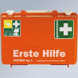 kaufen Erste-Hilfe-Koffer MT-CD ÖNORM Z1020 Typ 1