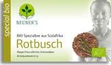 kaufen Special BIO Tee Rotbusch