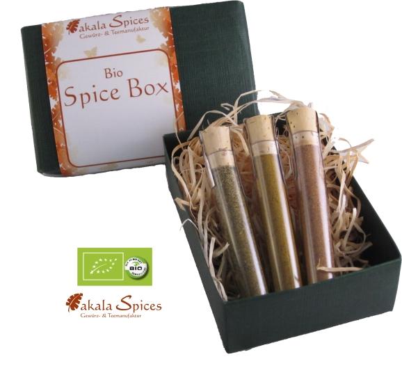 kaufen Bio Spice Box Gewürzmischungen Mini