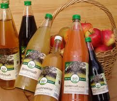 kaufen Fruchtsäfte biologisch