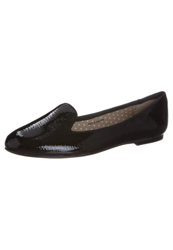 Schuhe GIRL - Slipper - black