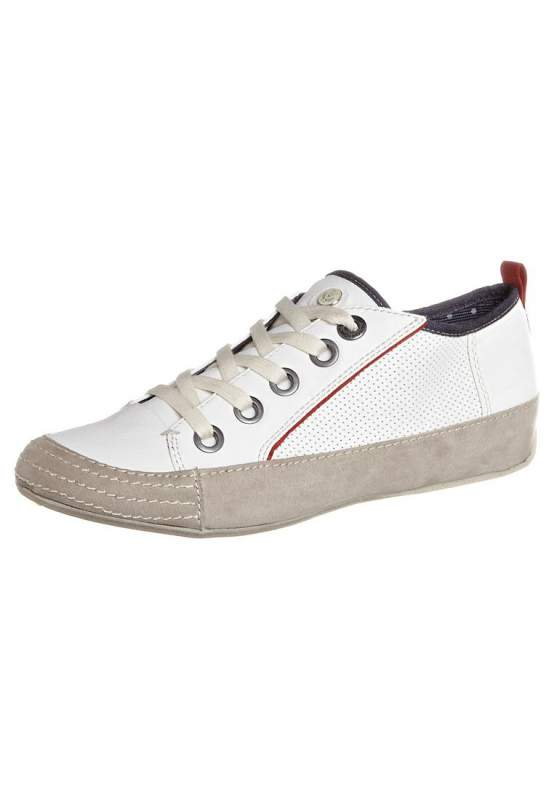kaufen Sneaker MAINE - low - red/white/blue