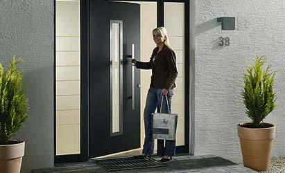kaufen Aluminium Haustüren