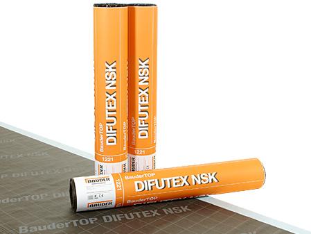 BauderTop Difutex NSK Unterspannbahnen