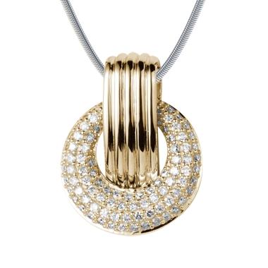 kaufen Halskette mit Diamant Charlie