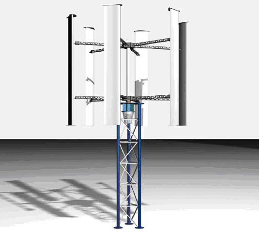 kaufen Windturbine 50kW