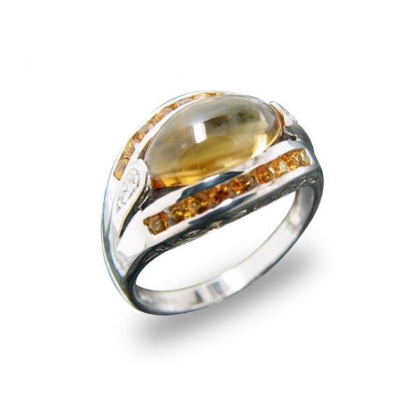 kaufen Citrin Ring